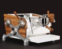 Slayer Single Group Espresso Machine White Wood